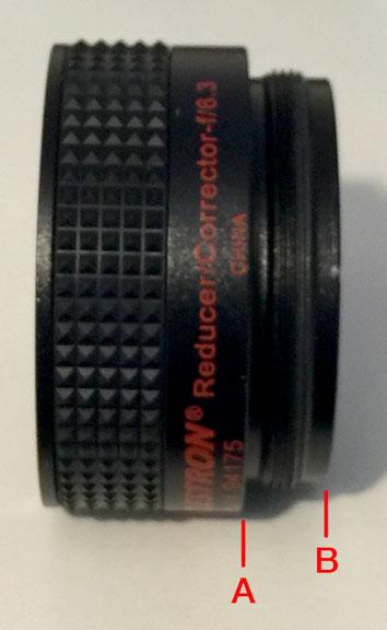 Binoculars & Telescopes Black Celestron Telescope Accessory T-ring For 42mm Canon Eos Af Camera