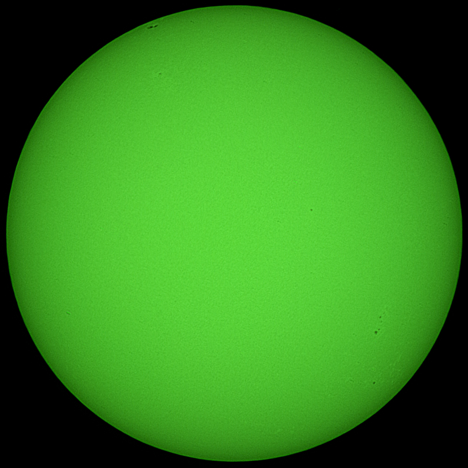 Green #58 30s video stack